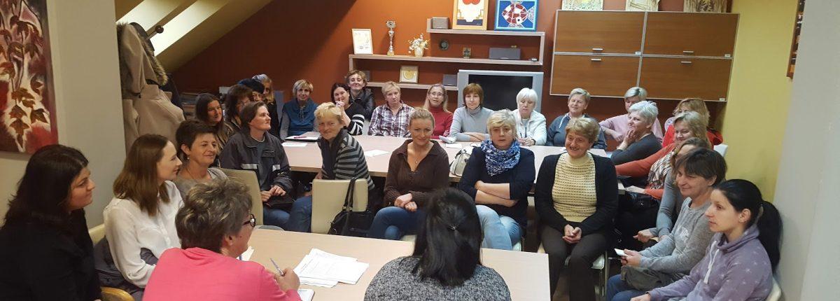 Ruka Podrške Koprivnica- održan je drugi sastanak projektnog tima Ruka Podrške